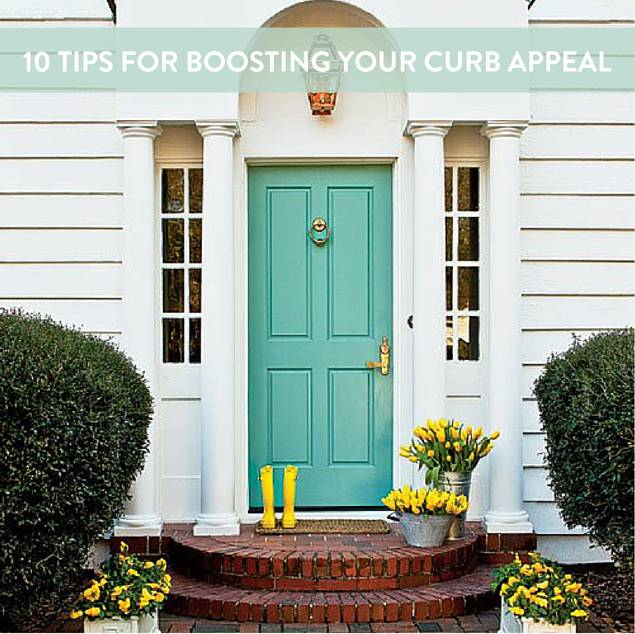 Easy DIY Curb Appeal Ideas For Your Home