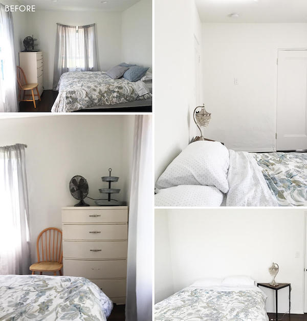 Quick and Simple Guest Room Makeover  Curbly  DIY Design