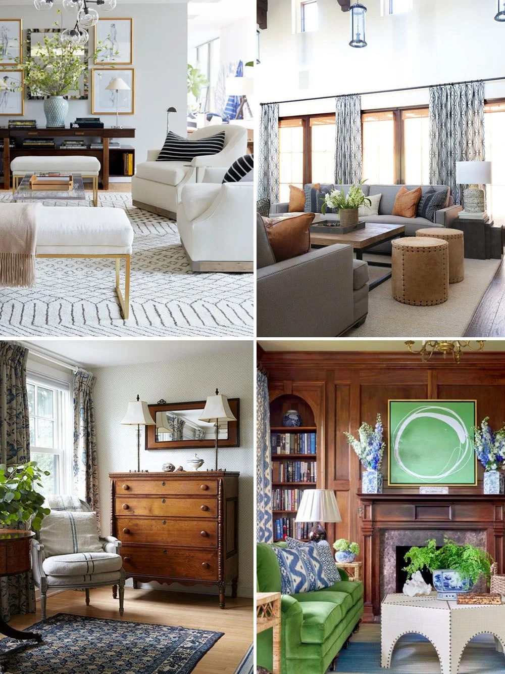 How Transitional Design is Different from Traditional Style