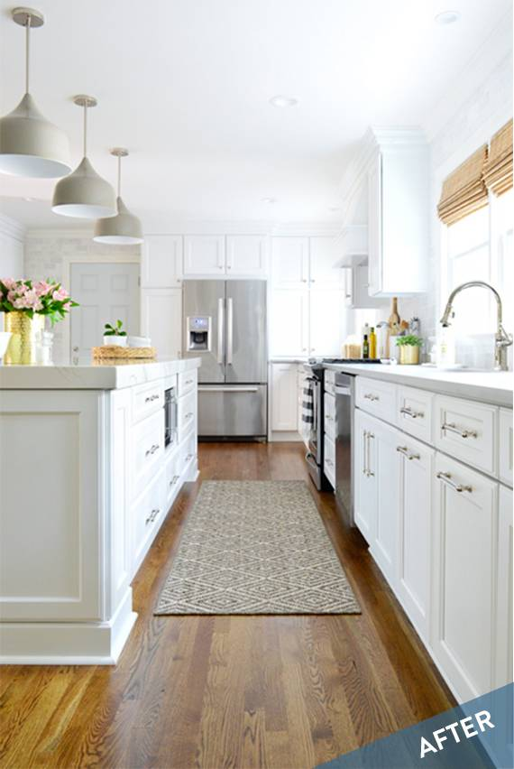 Before and After: A Massive Kitchen Renovation