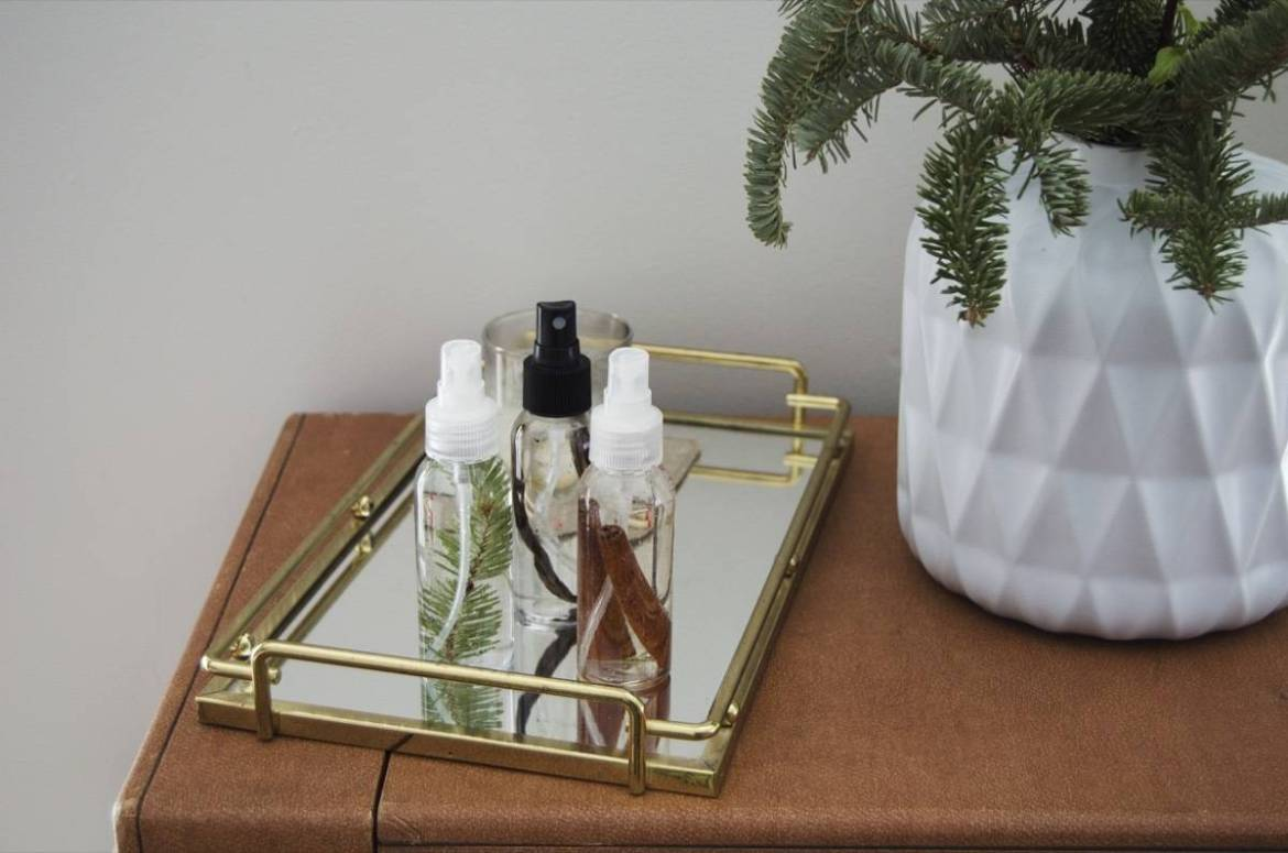 Whether you're looking for a DIY gift idea or just want to freshen up your own space, you're just a few short steps away from making your own room spray!
