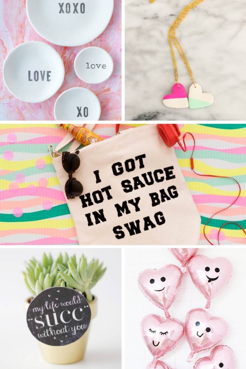 Galentine Gifts to Buy or DIY