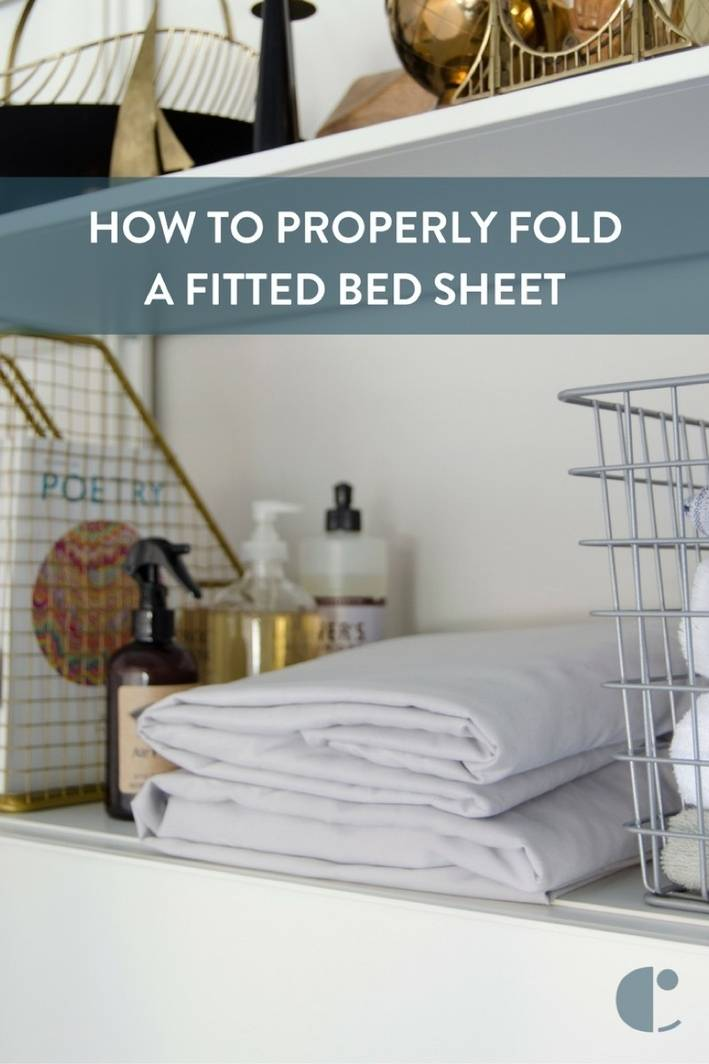 How to Fold a Fitted Bedsheet