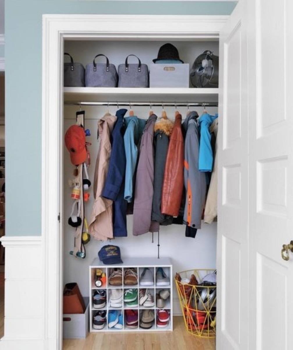 Enforce Limits | 72 Organization Tips and Projects for Every Space in Your Home