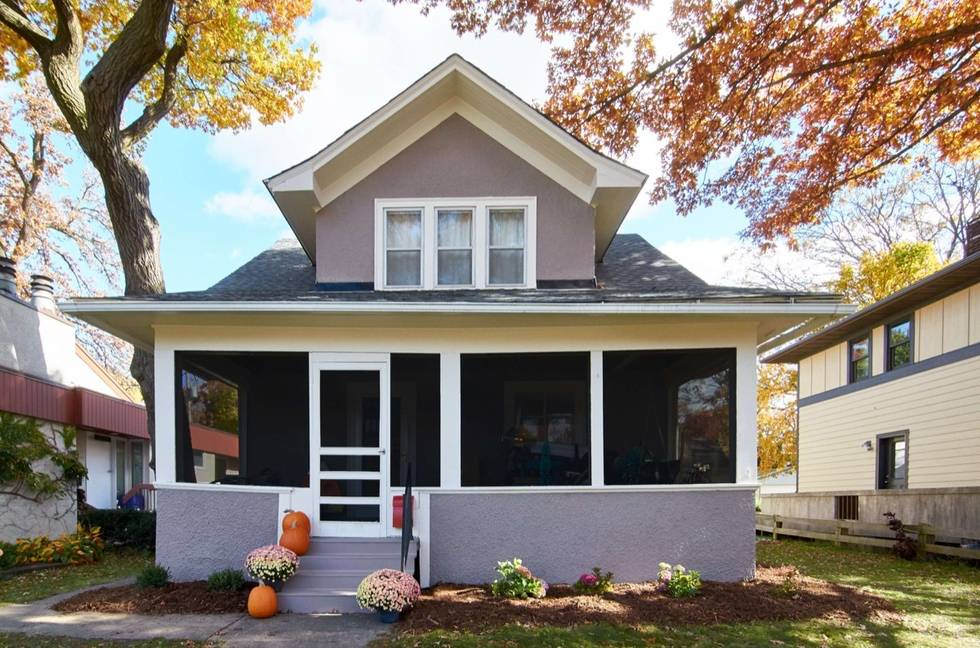 Newly Painted Exterior - Poised Taupe