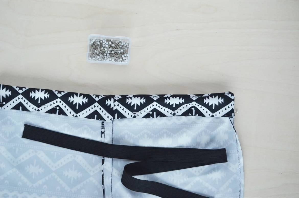 Beginner's sewing project: How to sew shorts