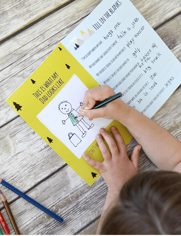 Father's Day Printable from What Moms Love