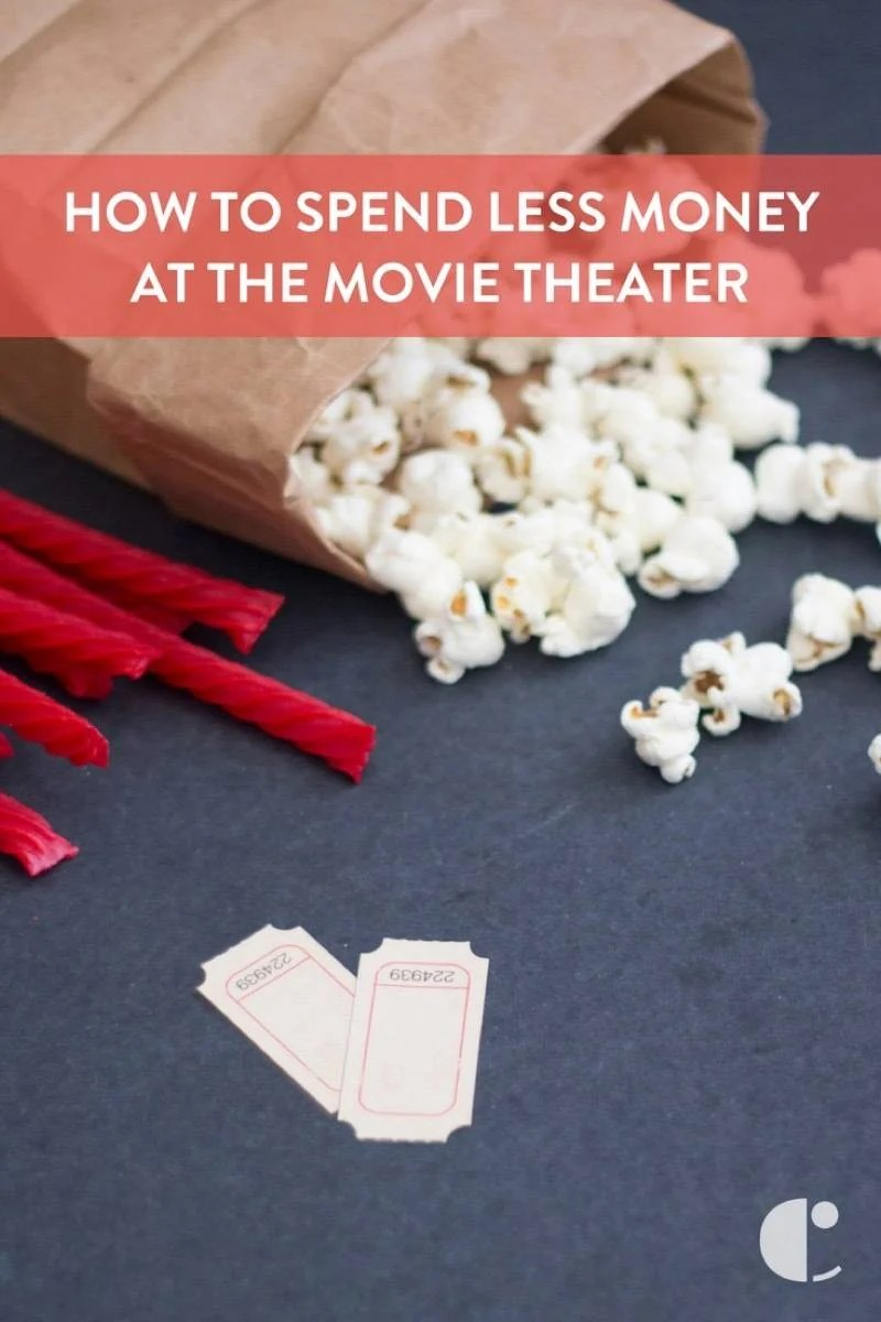 How to get cheap movie tickets and spend less at the box office