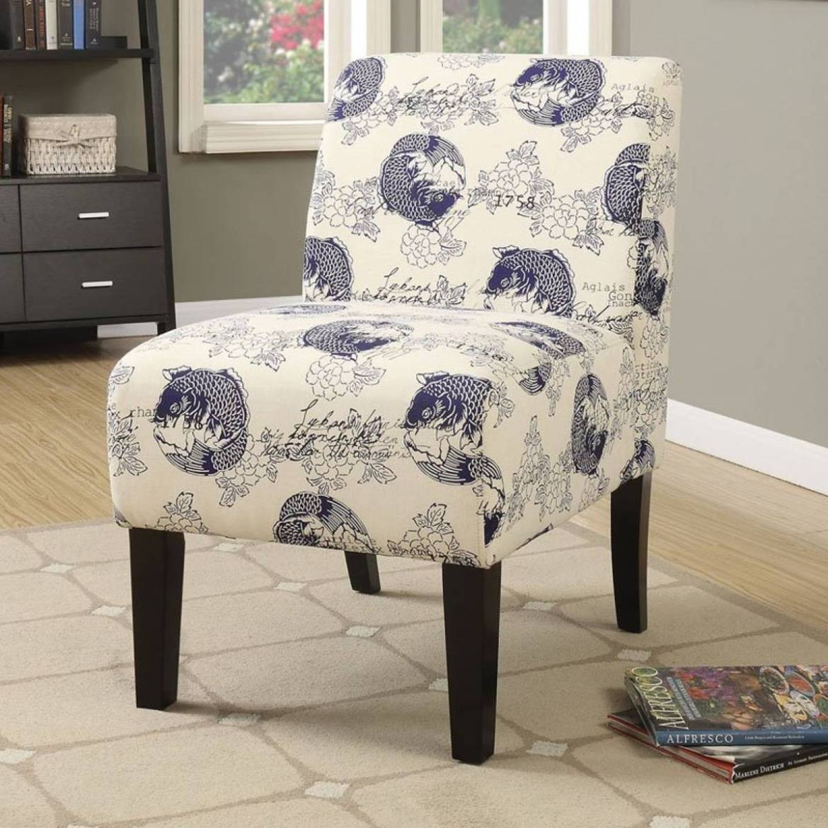 Ollano accent chair from Hayneedle