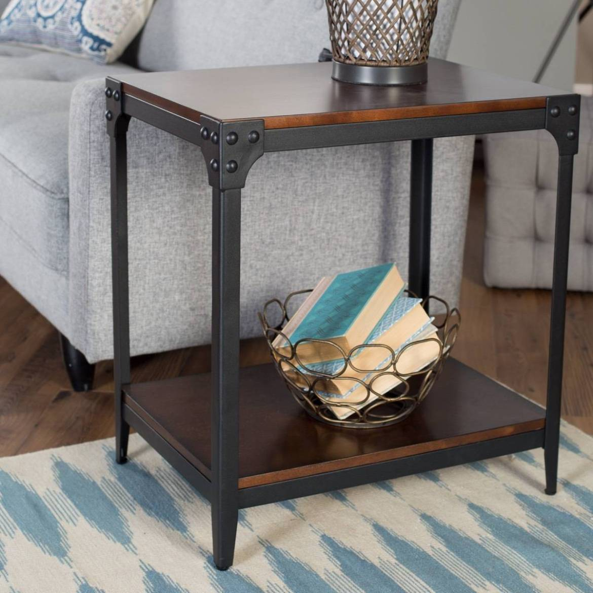 Trenton end table from Hayneedle