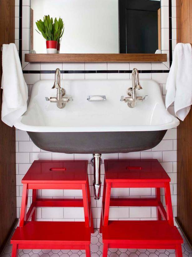 10 Tips and Tricks For Adding Serious Character To Your Bathroom