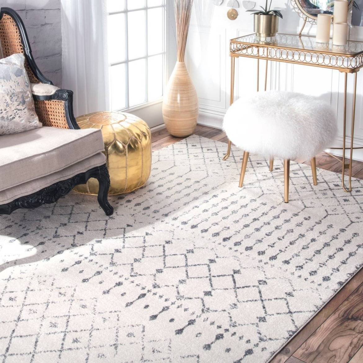 Shopping Guide: 25 Affordable Large Area Rugs You'll Actually Like