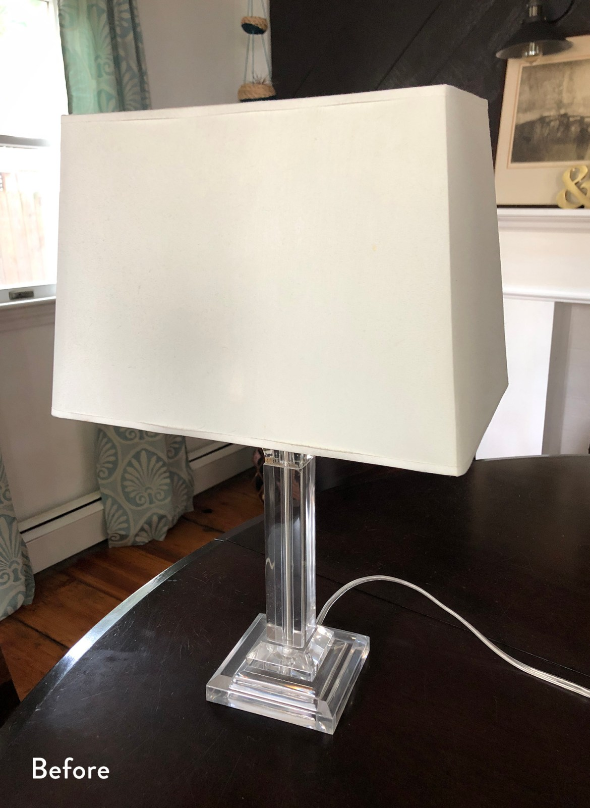 Lamp makeover | Before
