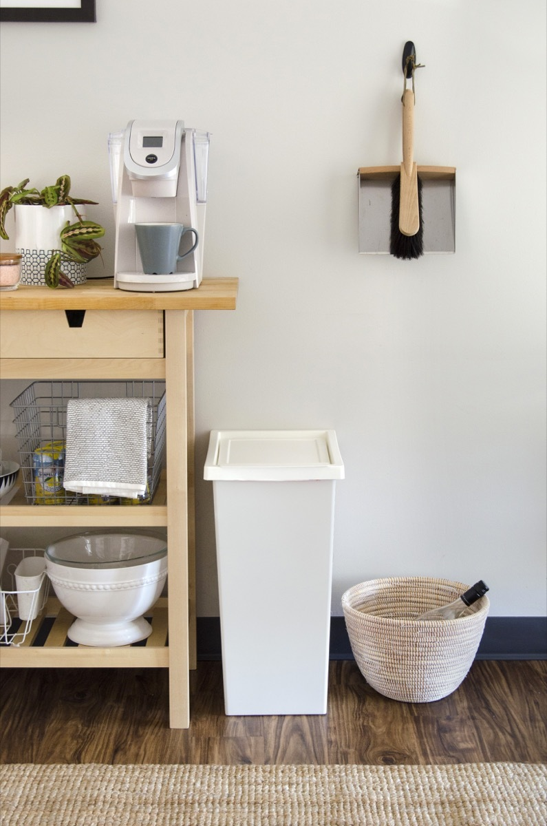 Trash can odors tips and tricks