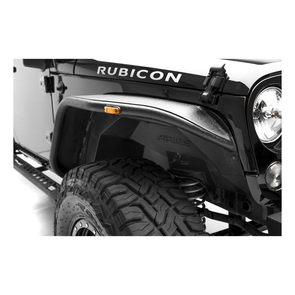 ARIES Automotive  Jeep Inner Fender Liners