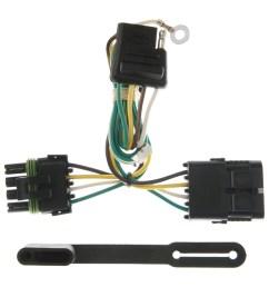 curt manufacturing curt custom wiring harness 55319 ford trailer wiring dodge truck trailer wiring [ 1024 x 1024 Pixel ]