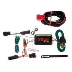 Trailer Hitch Wire Diagram 50 Amp Rv Outlet Wiring Curt Manufacturing Custom Harness 56164