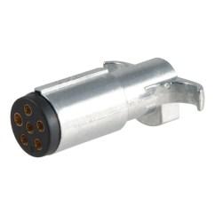 Trailer Connector Push Button Switch Wiring Diagram Curt Manufacturing 6 Way Round Plug 58080