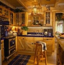 Italian Country Kitchen Design