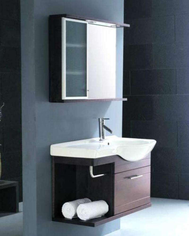 Brand New Bathroom Vanity Sink Cabinet Mirror  design bookmark 9241