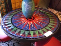 MOSAIC PATTERNS FOR TABLE  Free Patterns