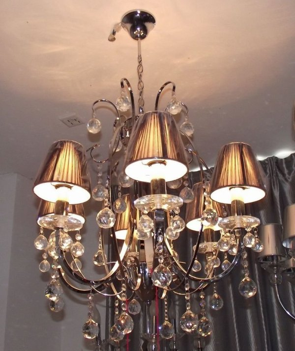 Cheap Crystal Chandelier Lighting