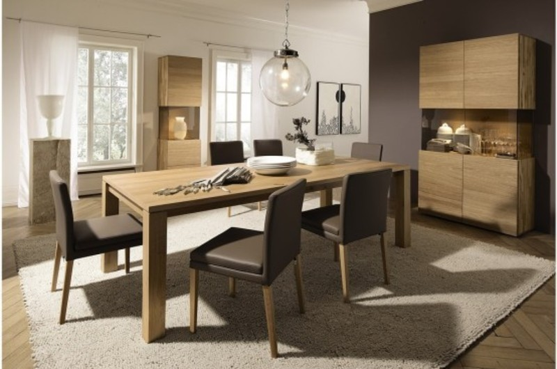 Home Design Cozy Modern Dining Table Design In Innovative
