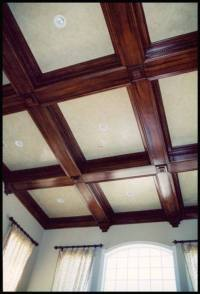An American Housewife: Coffered Ceilings / design bookmark ...