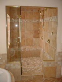 Best Bathroom Remodel Using Shower Enclosures With Heavy ...