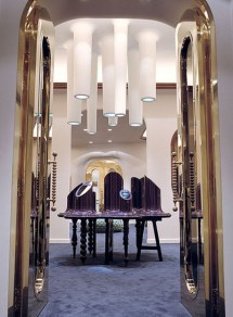 Modern Jewelry Store Interior Design In Kuwait Octium