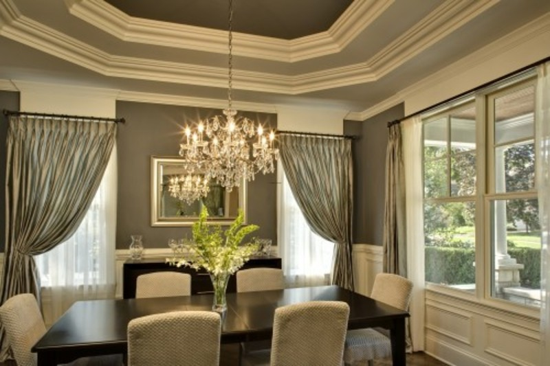 Traditional Dining Room Design, Pictures, Remodel, Decor