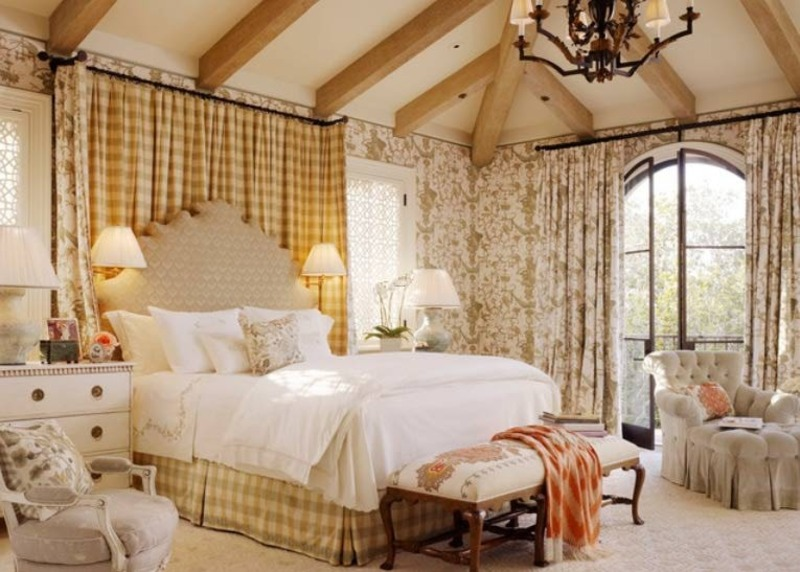 French Country Bedroom Decor And Ideas Color Schemes Design Bookmark 15949