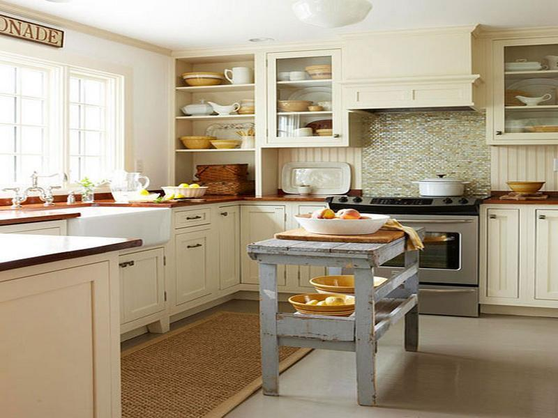 Kitchen Island Ideas For Small Kitchens / design bookmark