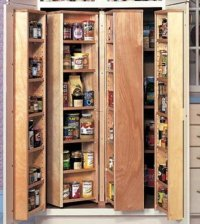 Kitchen Pantry Cupboard Design Ideas / design bookmark #16661