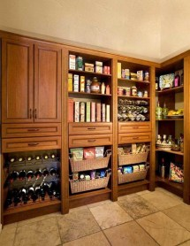 Large Kitchen Pantry Storage Cabinet