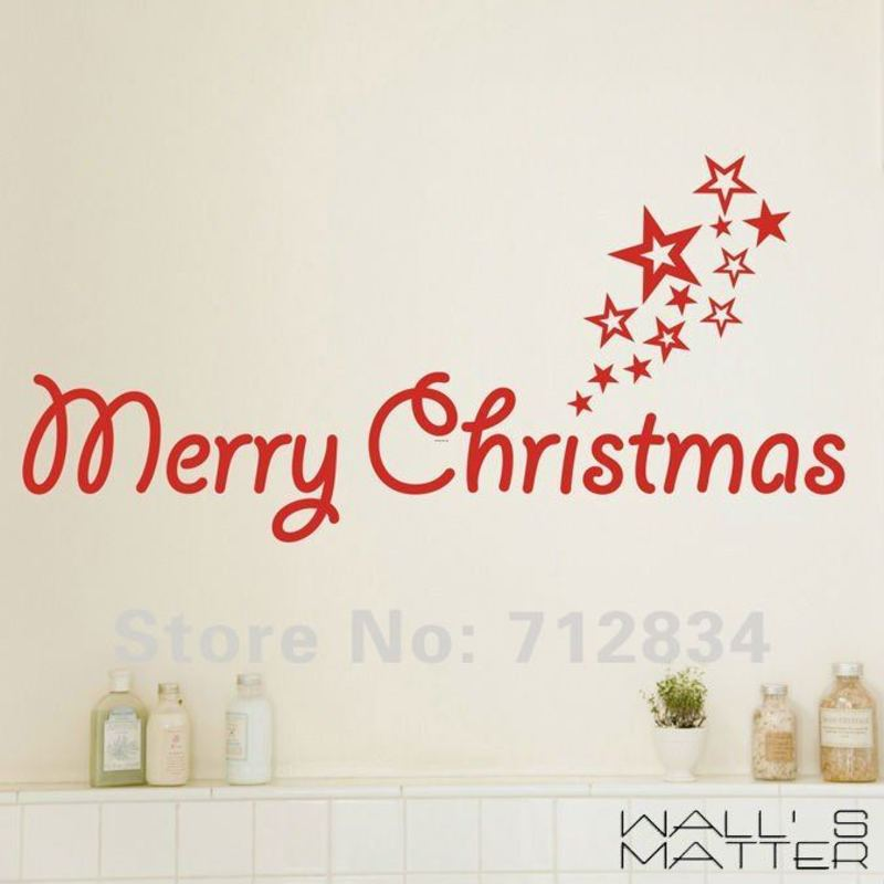 [B.Z.D] Free Shipping Christmas Decor Merry Christmas With