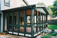 delalevu: Enclosed Patio Designs pics