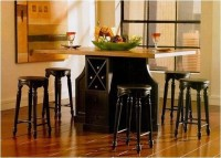 Small Kitchen Table With Storage Underneath Sets Ideas
