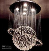 Chandelier Hot Sales Italy Style Dia500*H800mm Crystal ...