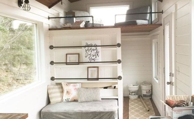 Jacob And Ana White Show How To Build A Tiny House