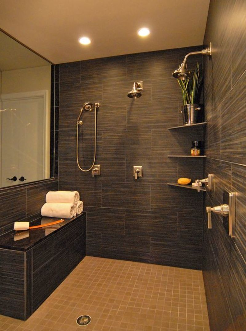 kitchen design plans whitewash cabinets double shower, granite and benches on pinterest forward ...
