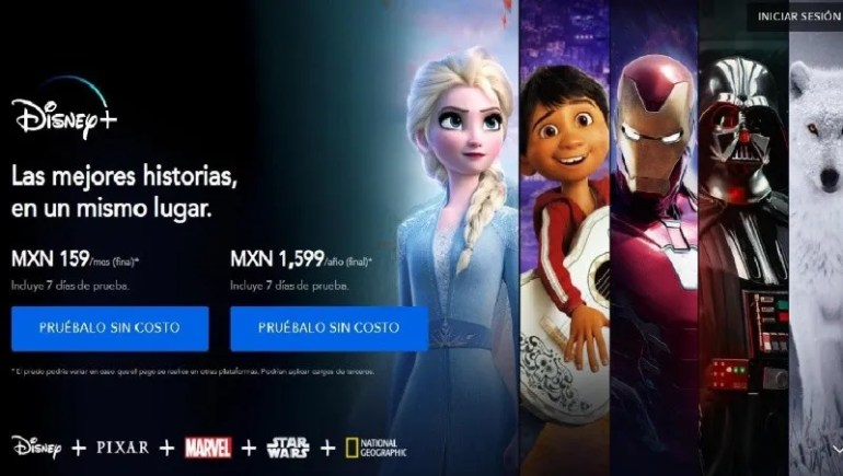 Disney's streaming platform offers various titles that will make you spend hours and more hours in front of the screen