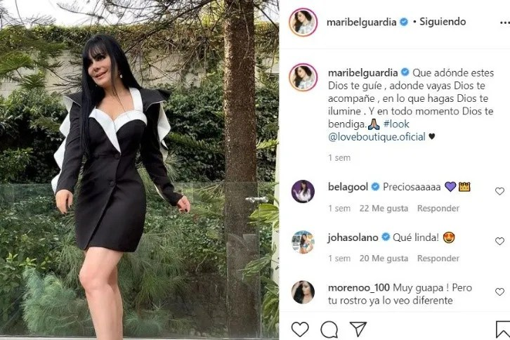 maribel guardiaa.jpg 1524553430 - Maribel Guardia se pone atuendo negro y luce espectacular