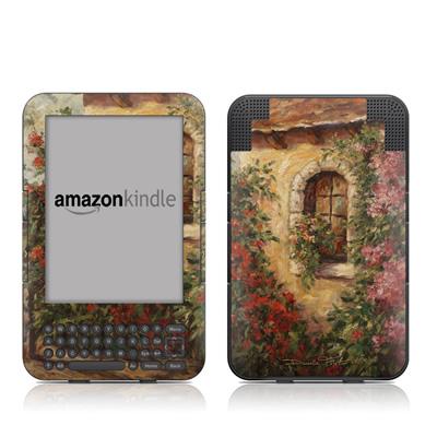 Kindle 3 Skin - The Window