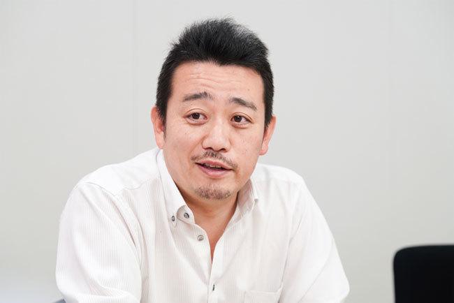 植木崇文氏(電通ラジオテレビ局)