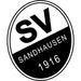 Club logo SV Sandhausen
