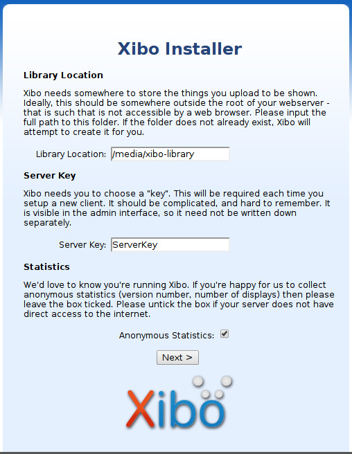 How To Install Xibo on Ubuntu 12.04 | DigitalOcean