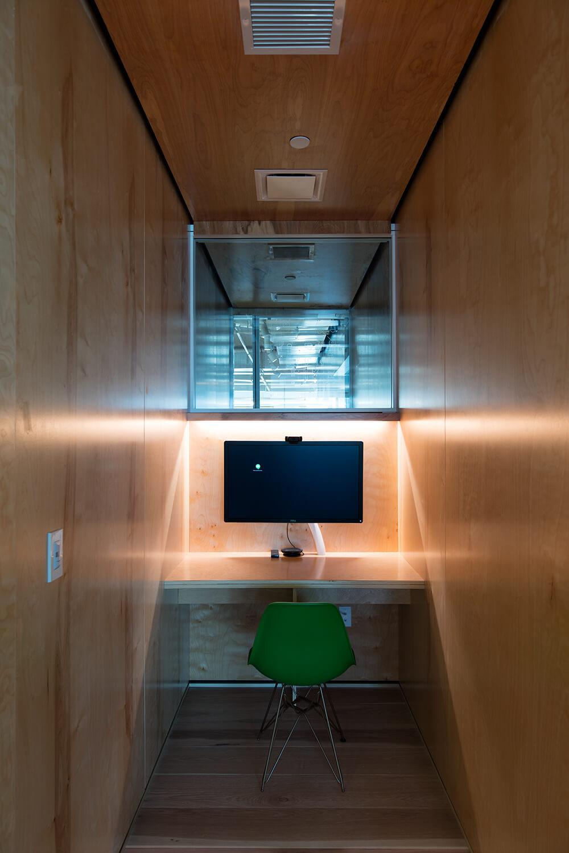 Inside DO EmployeeFirst Office Design