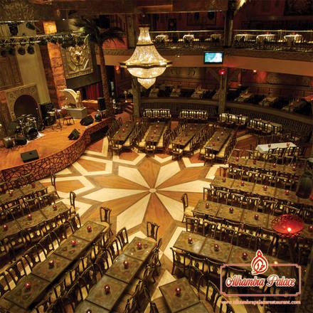 Alhambra Palace Restaurant Restaurant in Chicago