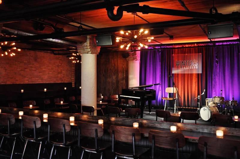 Winters Jazz Club Restaurant In 465 N McClurg Ct
